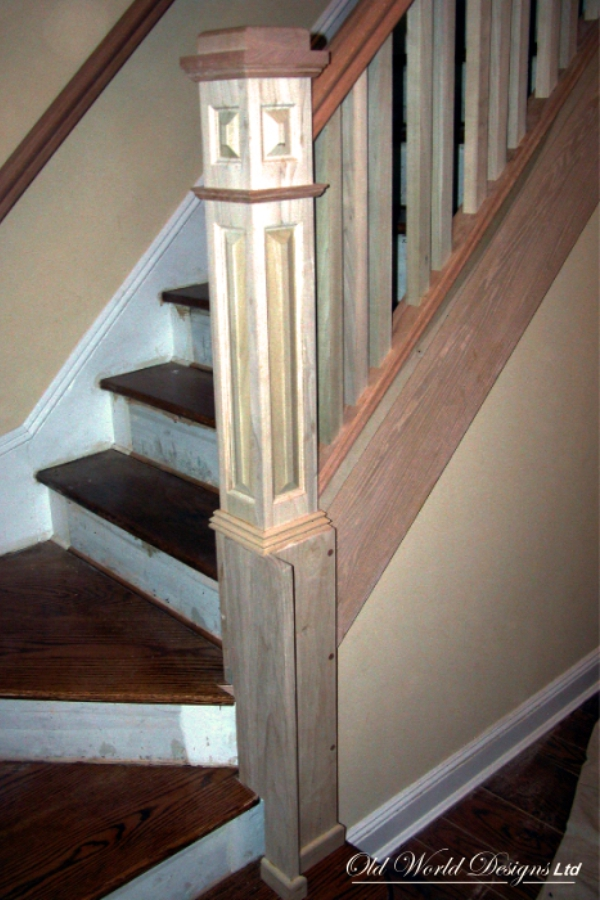 Removable Railing