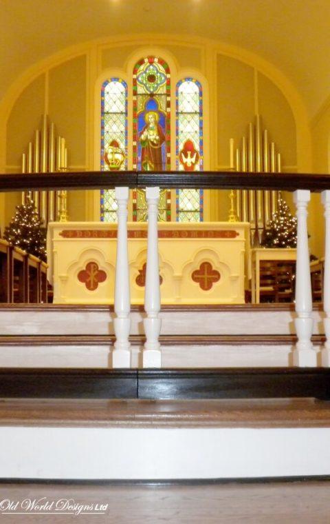 St John Church , Cold Spring Harbor (wood)