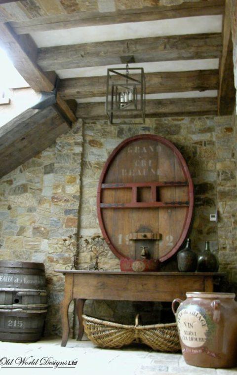 Feingold wine cellar